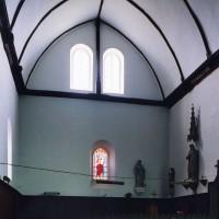 La chapelle nord vue vers le nord (2003)