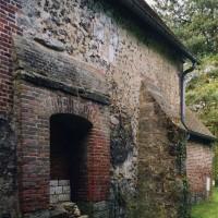 Vue partielle de la nef depuis le nord-est (2005)
