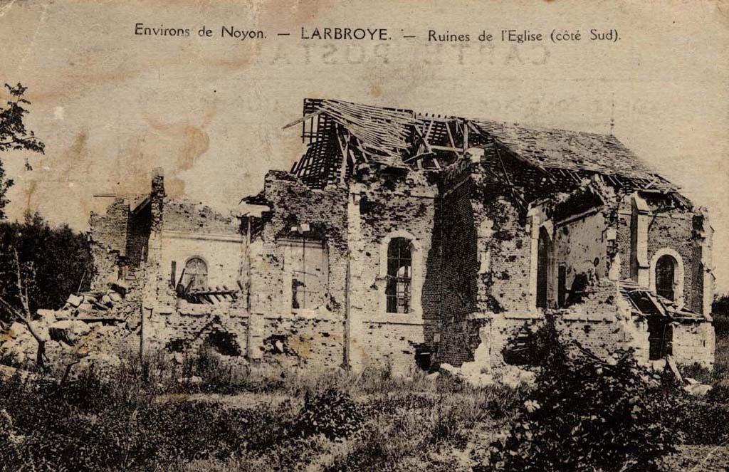 Larbroye, ̩glise Saint-Pierre-̬s-Liens РEglises de l'Oise