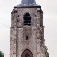 Le clocher porche vu de l'ouest (2004)
