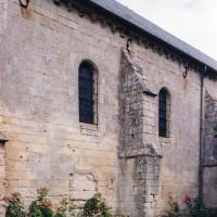 Vue partielle de la nef depuis le sud-ouest (2004)