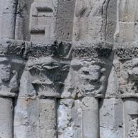 Chapiteaux du portail ouest (2001)