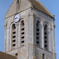 Le clocher vu du nord-est (2001)