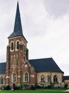 LE-COUDRAY-SAINT-GERMER_Exterieur-choeur-et-clocher-sud