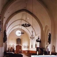 L'intérieur vu vers l'ouest (2003)