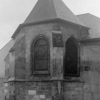 L'abside vue du nord-est (1997)
