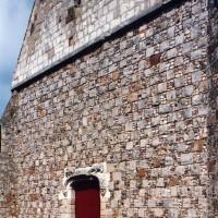 La façade vue du sud-ouest (2005)