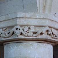 Chapiteau d'un pilier de la nef (2006)