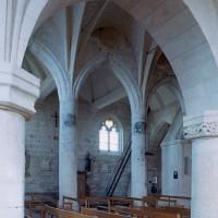 La nef vue vers le nord-est (2006)