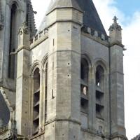 La tour nord vue du nord-est (2015)