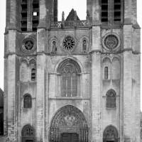 La façade ouest (1986)