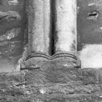 Bases des baies romanes du premier étage (1995)