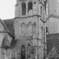 Le clocher nord vu du nord (1994)