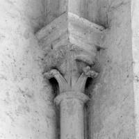Chapiteau du transept (1993)