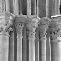 Chapiteaux de la croisée du transept (1993)