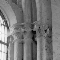 Chapiteaux de l'abside (1993)