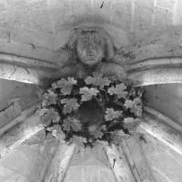 Clef de voûte de l'abside (1993)