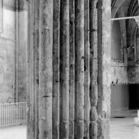 Le pilier nord-ouest de la croisée du transept (1993)
