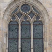 Fenêtre de la chapelle sud (2019)