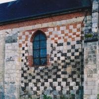Vue partielle de la nef depuis le nord-ouest (2003)