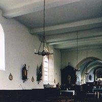 L'intérieur vu vers le nord-est (2004)