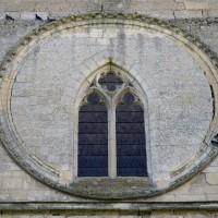 La rose du bras nord du transept (2017)