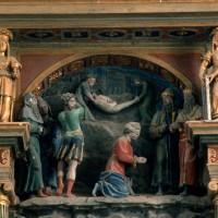 Le retable, scène 7 : le martyre de Félicité (1995)