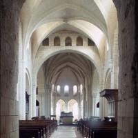 L'intérieur vu vers l'est (1995)