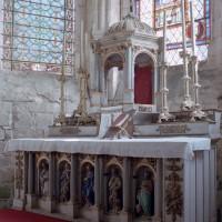 Tabernacle du maître-autel (2006)