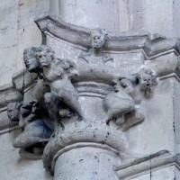 Chapiteau de la chapelle renaissance (2006)