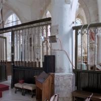Clôture du choeur (2006)
