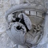 Cul-de-lampe de la chapelle renaissance (2006)