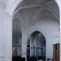 Le bras nord du transept vu vers le sud-ouest (2006)