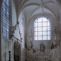 La chapelle renaissance vue vers l'est (2006)
