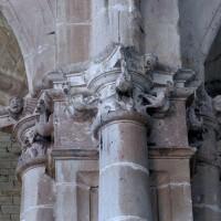 Chapiteaux de la chapelle renaissance (2006)