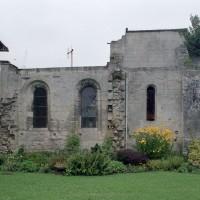 La chapelle vue du sud (2007)