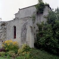 La chapelle vue du sud-est (2007)