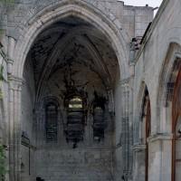 L'intérieur vu vers le sud-est (2008)