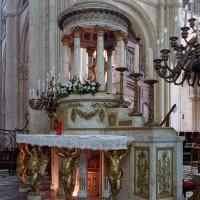 Le maître autel (2008)