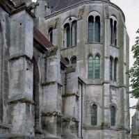 Le bras sud du transept vu du sud-ouest (2008)