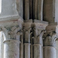 Chapiteaux du bras nord du transept (2007)