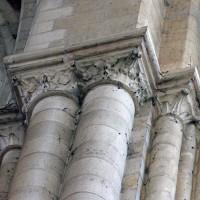Chapiteaux de la partie ouest de la nef (2007)