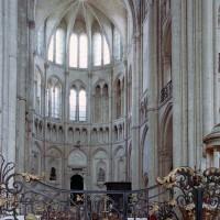 Le bras nord du transept vu vers le nord-est (2006)