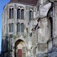 Le bras sud du transept vu de l'est (2008)