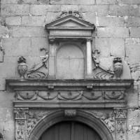 La partie supérieure du portail sud (1996)