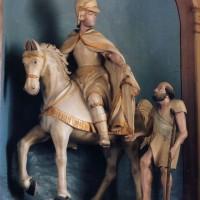 Statue de saint Martin (2005)