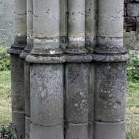 Base d'une pile est de la croisée du transept (2006)