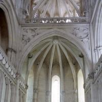 L'intérieur vu vers l'est (2008)