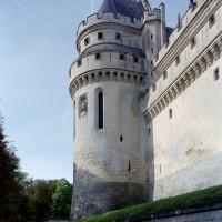 La tour Judas Maccabée vue du nord-est (2008)
