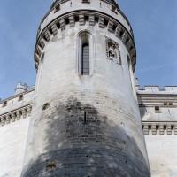 La tour Judas Maccabée vue de l'est (2008)